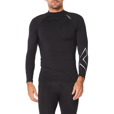 T-Shirt 2XU IGNITION COMPRESSION Manches Longues Noir 2021